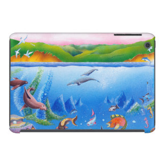 Ocean Life: Save the Planet: iPad Mini Case