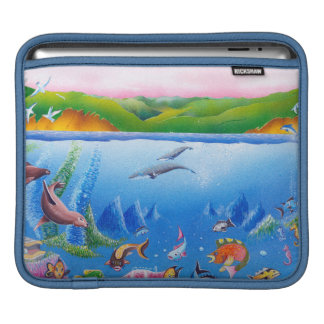 Ocean Life: Save the Planet: iPad Sleeve