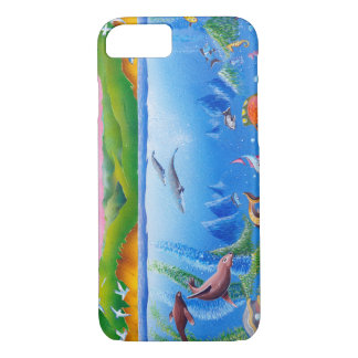 Ocean Life: Save the Planet: iPhone 7 Case