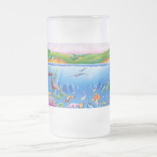 Ocean Life: Save the Planet: White Mug
