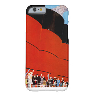 Ocean Liner Bon Voyage Barely There iPhone 6 Case