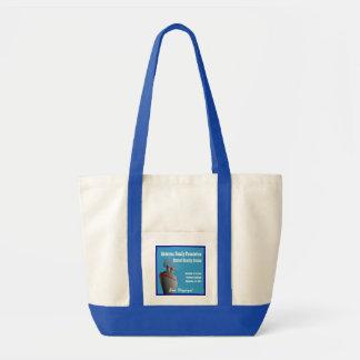 Ocean Liner Custom Bon Voyage Tote Bag
