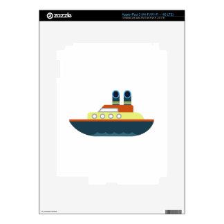 Ocean Liner Skins For iPad 3