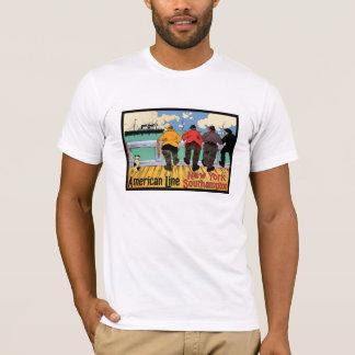 Ocean LINER to New York T-Shirt