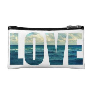 OCEAN LOVE COSMETIC BAG