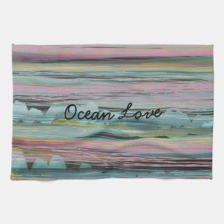 Ocean Love Kitchen Towels