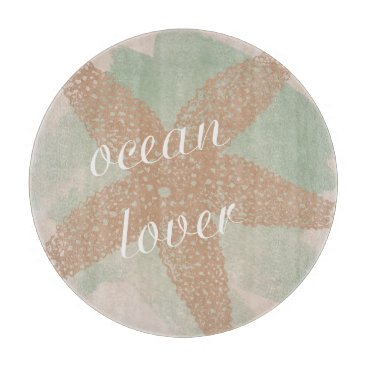 Beach Themed Ocean Lover Cutting Board