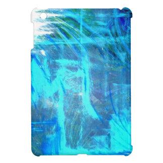 Ocean Lovers Blue abstract popular painting iPad Mini Case