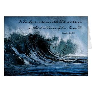 Ocean Majesty Card