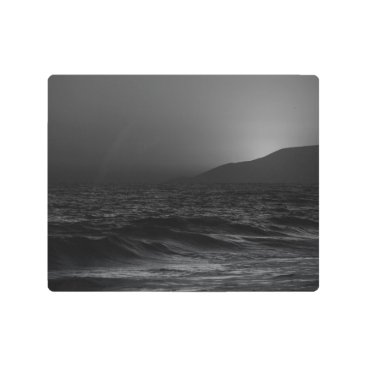 Beach Themed Ocean Metal Print