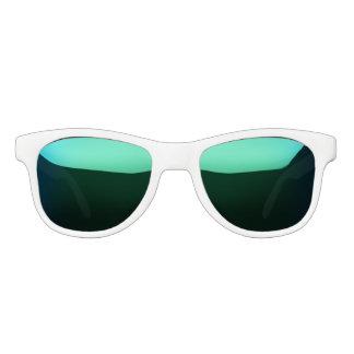 Ocean Mirror Custom Sunglasses