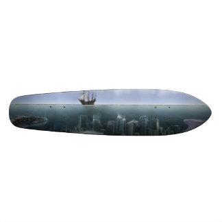 Ocean Monster Deck Skateboard