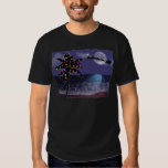 Ocean Moonlight Christmas Holiday Shirts