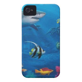 Ocean Mural Case-Mate iPhone 4 Case