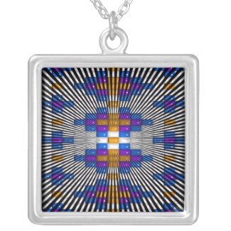 'Ocean Nova' zazzle_necklace