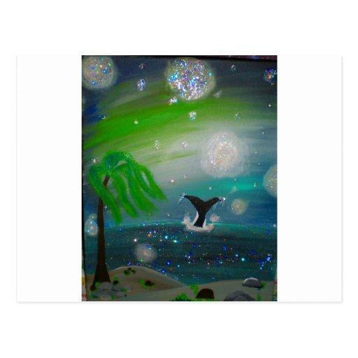 Ocean of Dreams Postcard