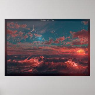 Ocean of Fire Poster