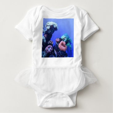 Beach Themed ocean_one baby bodysuit
