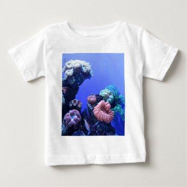 Beach Themed ocean_one baby T-Shirt