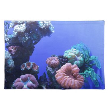 Beach Themed ocean_one placemat