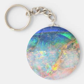 Ocean Opal Keychain