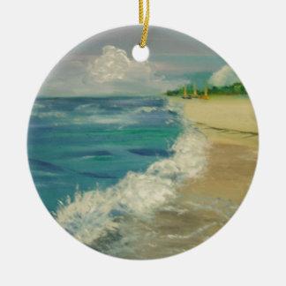 ocean christmas tree ornaments