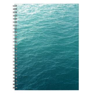 Ocean Pacific Spiral Notebook