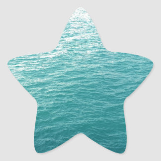 Ocean Pacific Star Sticker