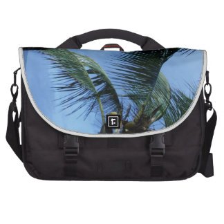Ocean, Palms, and Yachts Commuter Bag