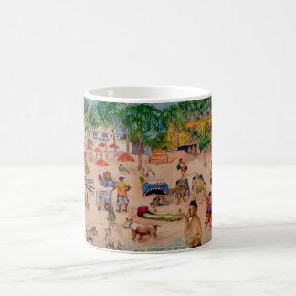 Ocean Park, Puerto Rico Coffee Mug
