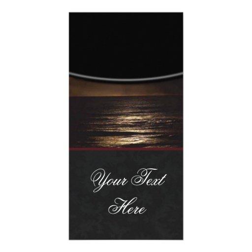 Ocean Photo Card