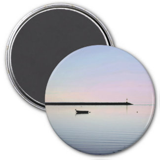 Ocean photo magnet