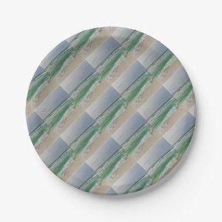 Ocean Pic Paper Plate