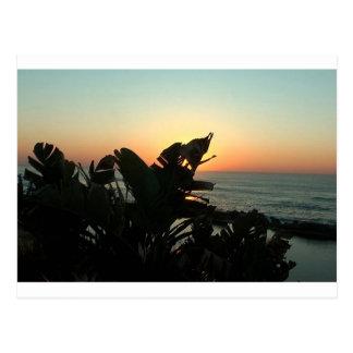 Ocean pic postcard