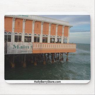Ocean Pier Mousepad