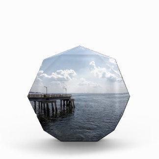 Ocean Pier Over Atlantic Ocean Award