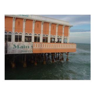 Ocean Pier Postcard