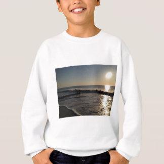 Ocean pier sweatshirt