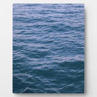 Ocean Plaque
