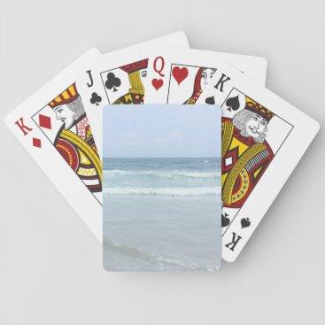 Beach Themed Ocean Playing Cards