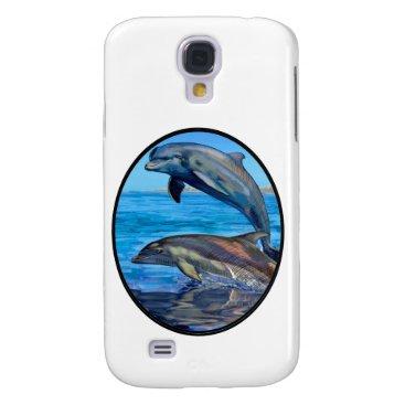 Hawaiian Themed Ocean Playmates Galaxy S4 Case