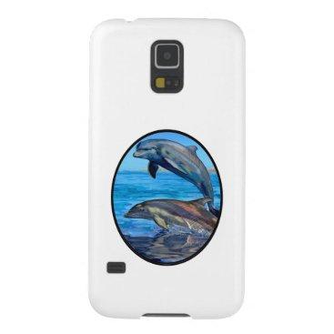 Hawaiian Themed Ocean Playmates Galaxy S5 Cover