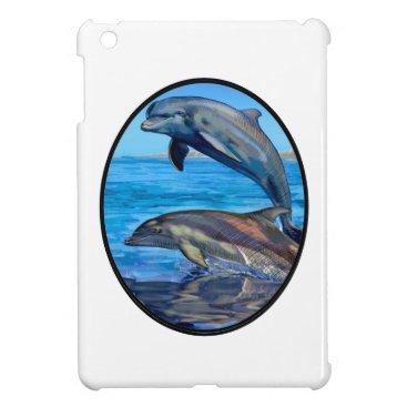 Hawaiian Themed Ocean Playmates iPad Mini Cover