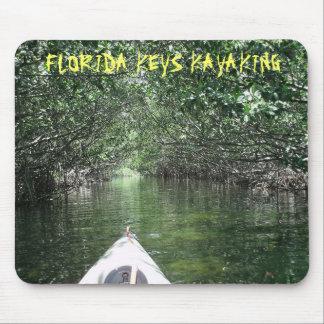 Ocean Pointe  Key Largo, FLORIDA KEYS KAYAKING Mouse Pad