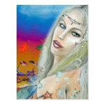 Ocean Princess Custom Design Postcard