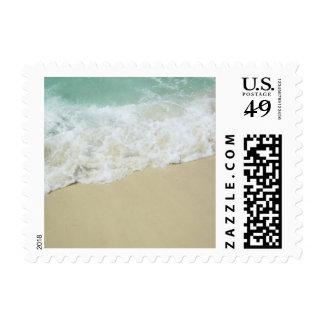 Ocean Pullin Back Stamps