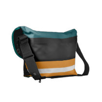 Ocean Pumpkins Messenger Bag