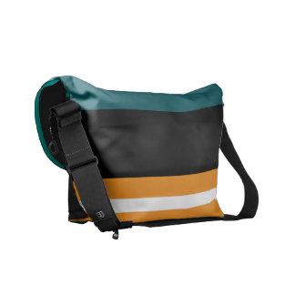 Ocean Pumpkins Messenger Bag