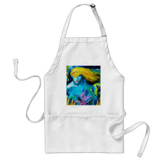 Ocean Queen Adult Apron