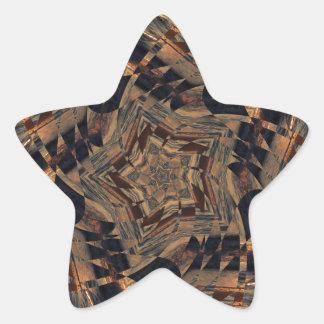 Ocean Quilt Nov 2012 Star Sticker